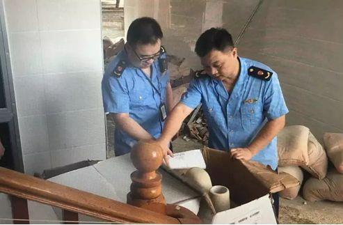 浙江义乌山寨卫浴混入校园改造工程,被监管部门紧急叫停沉头铆钉